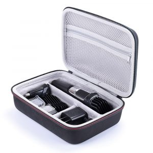 2019 Newest Hard Travel Box EVA Cover Bag Case for Philips Norelco Multigroom Series 3000/5000/7000 MG3750 MG5750/49 MG7750/49